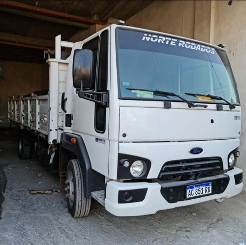 Camion Volcador Bilateral Ford  Cargo 916