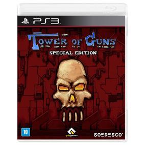 Jogo Tower Of Guns Special Edition Para Playstation 3