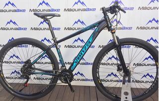 Bicicleta 29 Venzo Cores Freios Hidraulicos Disco