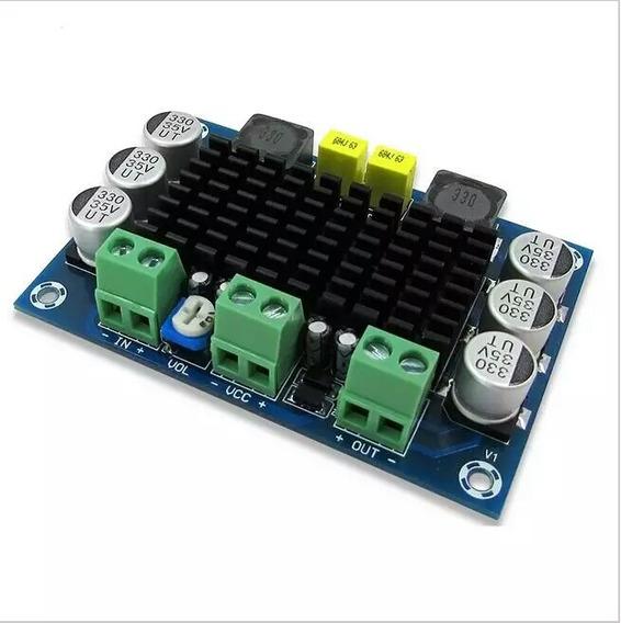 Amplificador Digital 100wrms Tpa3116 Alta Eficiência!ofertão