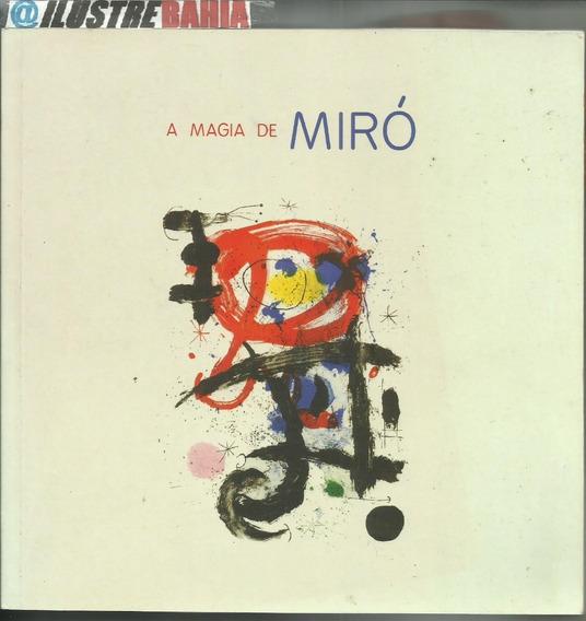 A Magia De Miró 2015 Catálogo 72 Págs