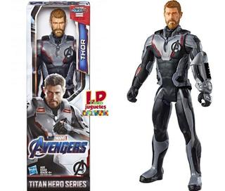 Muñeco Thor Avengers Endgame Hasbro 30 Cm