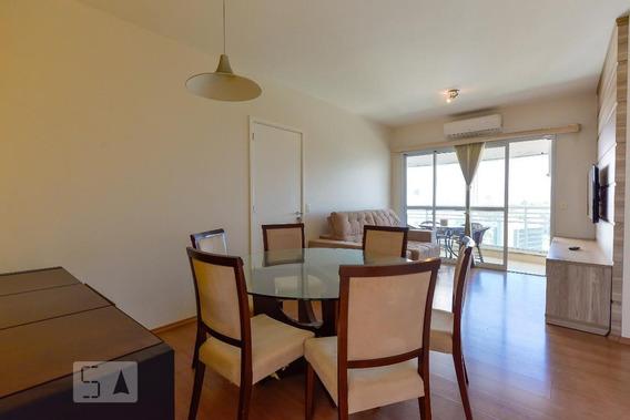 Apartamento No 17º Andar Com 3 Dormitórios E 2 Garagens - Id: 892993604 - 293604