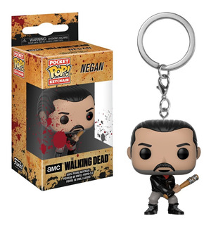 Funko Pop! Keychain: The Walking Dead - Negan (21189)