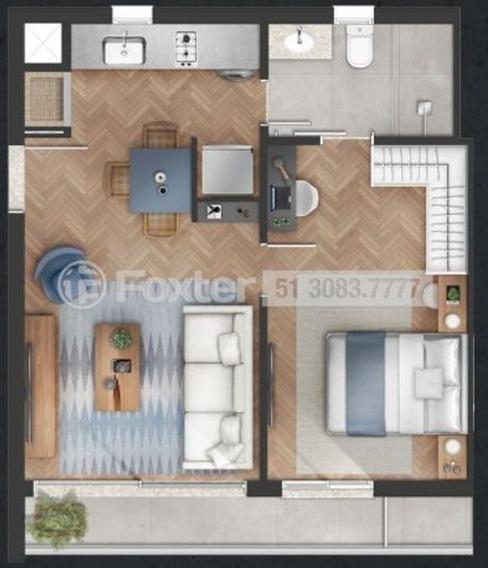 Apartamento, 1 Dormitórios, 53 M², Moinhos De Vento - 160047