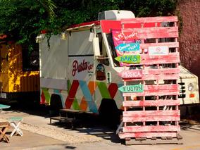 Fud Truck Funcionando Exelente, Equipado En Merida, Yuc.