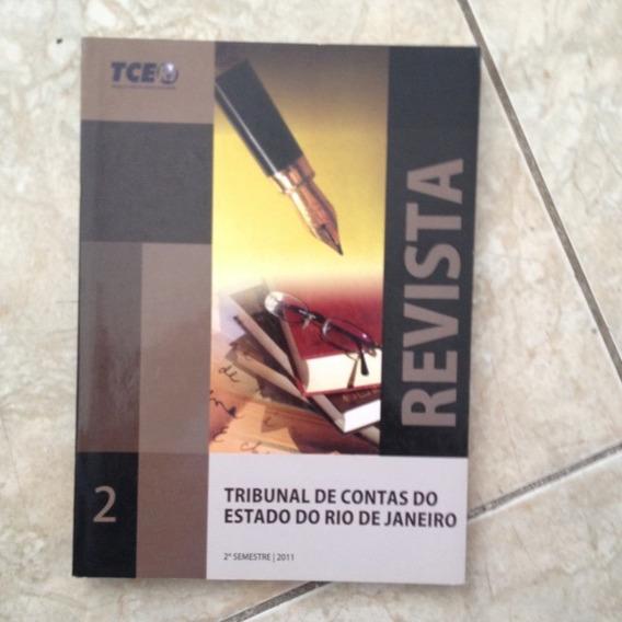 Revista Tce 2 Tribunal De Contas Do Estado Do Rio De Janeiro