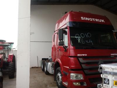 Sinotruk Howo 380 2010 6x4