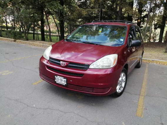 Toyota Sienna Xle Piel Limited Qc Dvd At 2005