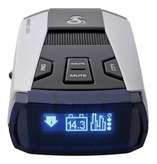 Detector De Radar Cobra Digital Último Modelo Para Ruta / Caminera / Autopista Y Ciudad