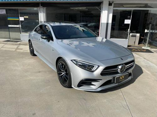 Imagem 1 de 14 de Mercedes-benz Cls 53 Amg 3.0 I6 Gasolina 4matic+ 9g-tronic