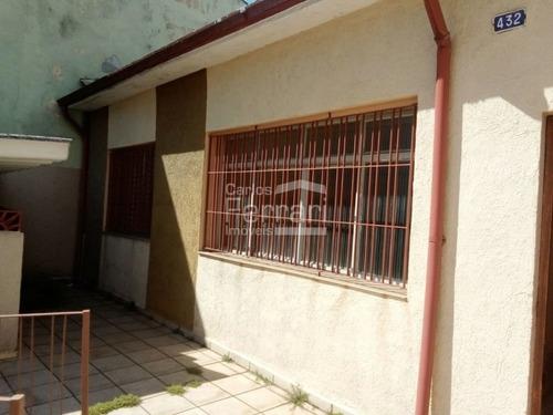 Casa Térrea Proxima A Igreja Nossa Senhora De Fátima  - Cf33920