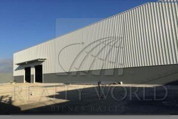 Bodega Comercial En Ciudad Industrial Mitras, García