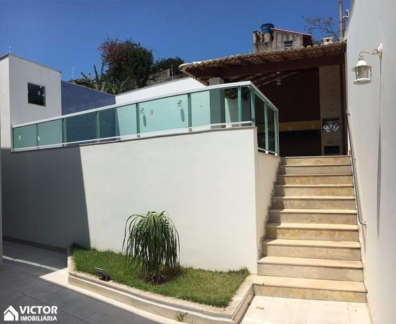 Casa Residencial Em Guarapari - Es - Ca0028_hse