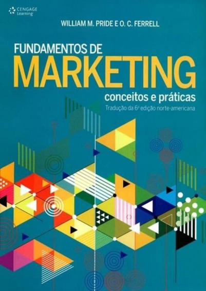 Fundamentos Do Marketing - Traducao Da 6ª Ed Norte-america