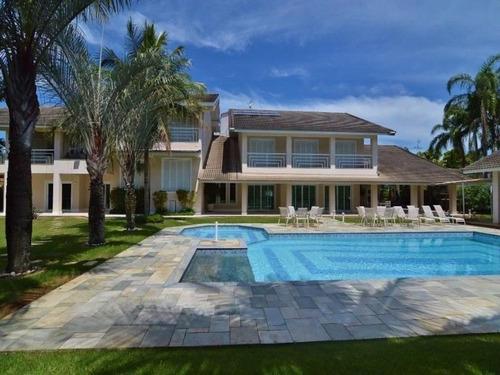 Casa Residencial À Venda, Acapulco, Guarujá. - Ca0254 - 34710393