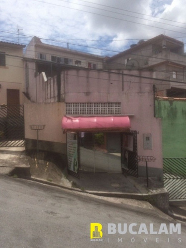 Imagem 1 de 14 de Casa Para Venda Em Cidade Intercap - 2189