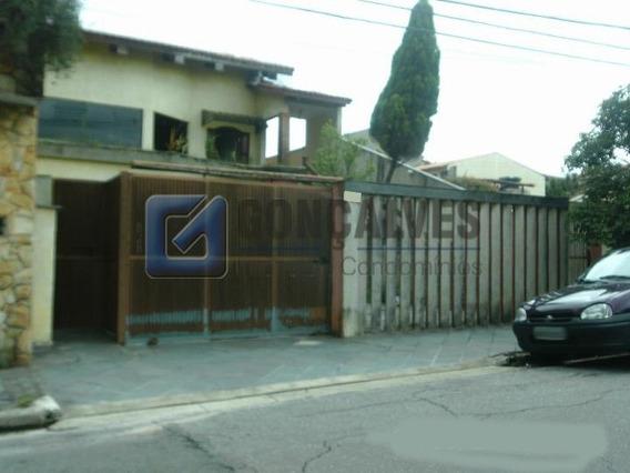 Venda Sobrado Santo Andre Campestre Ref: 114566 - 1033-1-114566
