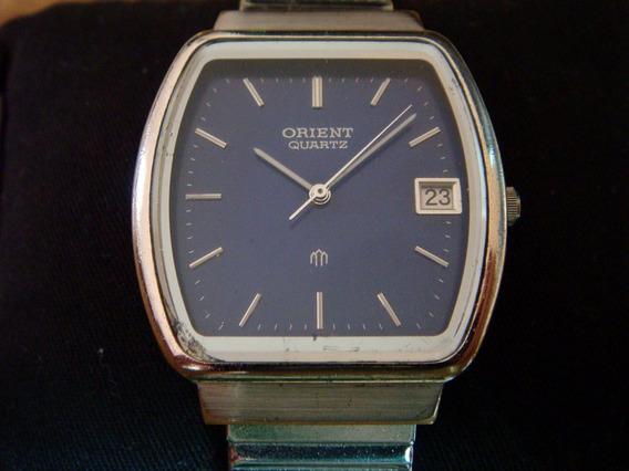 Reloj Orient Quartz. Vintage. Colección 80s.