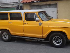 Chevrolet Veraneio Diesel 4.2 Turbo