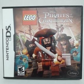 Lego Pirates Of The Caribbean Nintendo Ds Midia Fisica Game