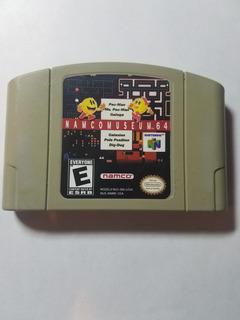 Namco Museum N64