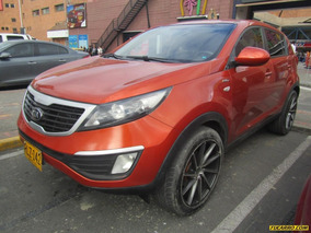 Kia New Sportage Revolution Full Equipo