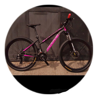 Bicicleta Moove Dama Todo Terreno Mtb Aluminio-frenos Disco