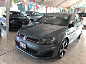 Volkswagen Golf Gti L4/2.0/t Piel Aut P1 A/e R18 Sonido Fen