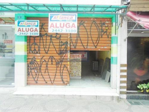 Salão Comercial À Venda, Centro, Guarulhos - Sl0180. - Ai4414