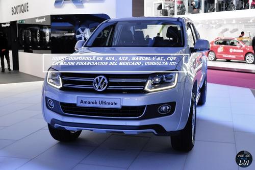Volkswagen  Amarok Hihgline 4x2 At Entrega Ya !!!!!cm