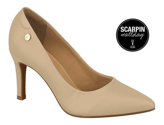 Zapato Stiletto Marca Vizzano Art 1321100 Taco 9cm