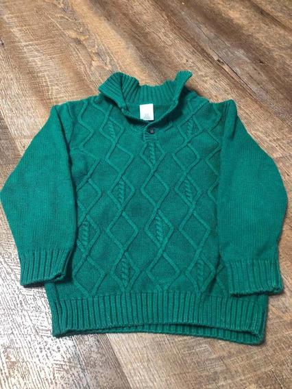 Sweater Marca Gymboree Talla 3 Años Usado