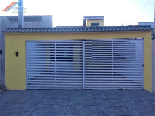 Casa A Venda No Bairro Jardim Residencial Villa Amato Em - Ca 060-1