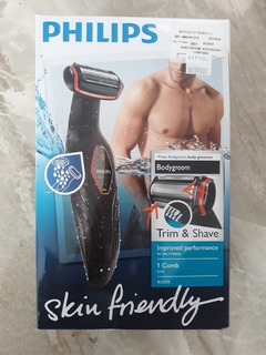 Skin Friendly Shaver / Razuradora/afeitadora Marca Philips