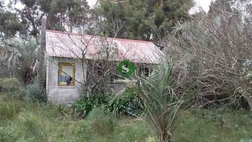 Venta De Chacra En Garzon, 8 Hectareas, Con Edificacion Para Reciclar Y Agua Permanente.- Ref: 167293