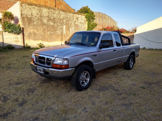 Ranger Xlt 4x2 Cabina Extendida Nafta 2001