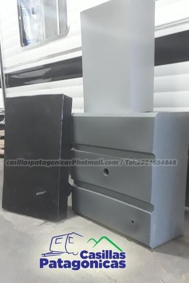 Tanque Agua Casilla Rodante Motor Home Food Truck