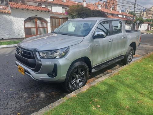 Toyota Hilux 2021 2.4l