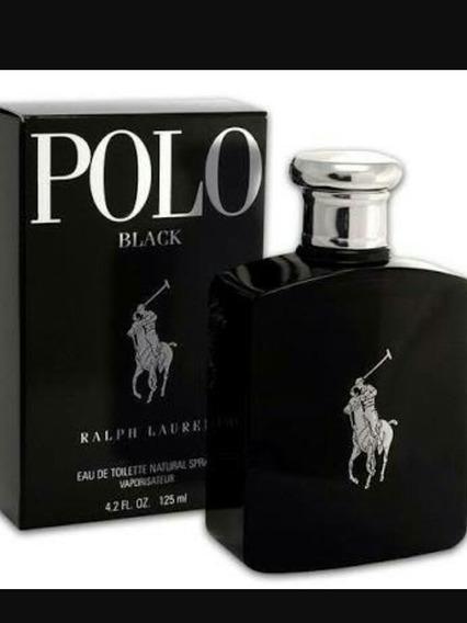 Perfume Polo Black 125 Ml