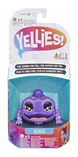 Mascota Interactiva Yellies Camaleon Hasbro E6119 Edu Full