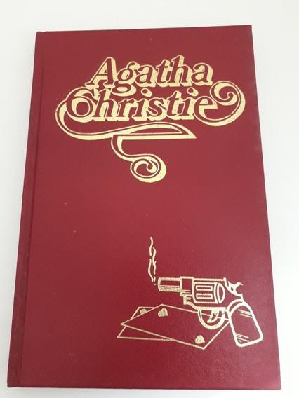 Livro Agatha Christie Capa Dura Encontro Com A Morte