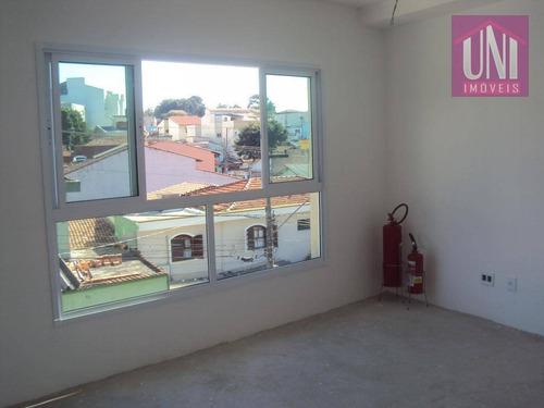 Imagem 1 de 8 de Apartamento Residencial À Venda, Parque Das Nações, Santo André. - Ap0921