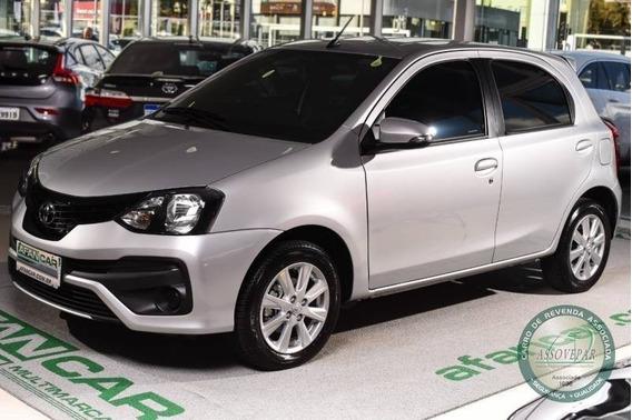Toyota Etios X Plus 1.5 16v Flex Aut./2020