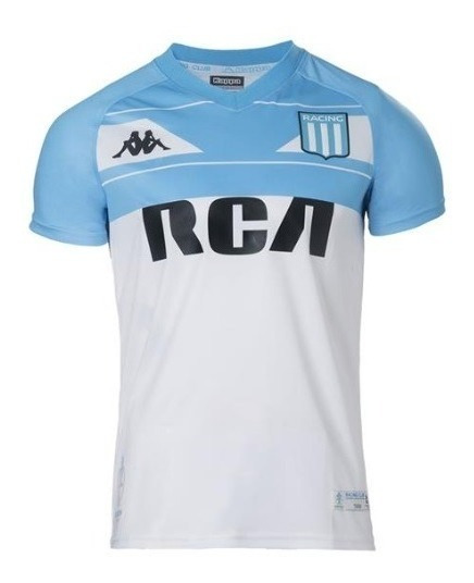 Camiseta Racing Club Kappa Supercopa 88 Slim Envio Todo Pais