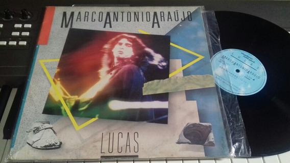 Lp Marco Antonio Araujo Lucas Impecável