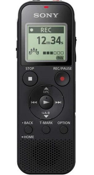 Gravador Digital De Voz Sony Px-470 4gb Expansivel Até 32gb
