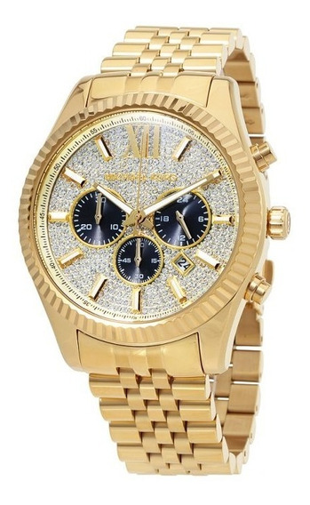 Relógio Michael Kors Lexington Chronograph