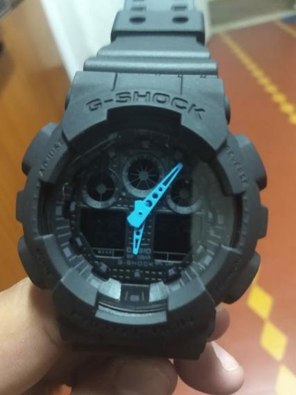 Relógio Masculino Automático Anti Shock Prova D