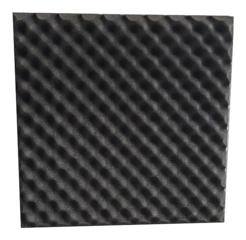 Placas Paneles Acústicos Diseño Conos Basic 50x50cm X50mm